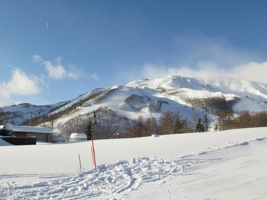 朝一番の八方!|白馬八方尾根スキー場のクチコミ画像
