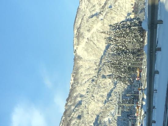 広ーい|苗場スキー場のクチコミ画像