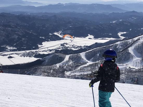 Happy 八方!|白馬八方尾根スキー場のクチコミ画像