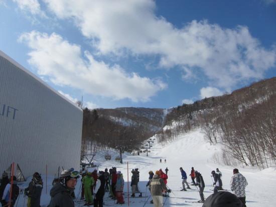 2014/03/01(土) 北海道ルスツリゾートの速報|ルスツリゾートのクチコミ画像