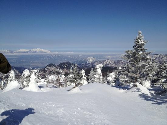 雪質最高!|志賀高原 熊の湯スキー場のクチコミ画像2