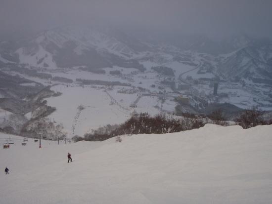 山頂より|岩原スキー場のクチコミ画像