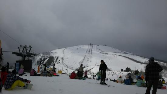 関西圏で気軽に行けるスキー場です。|びわ湖バレイのクチコミ画像1