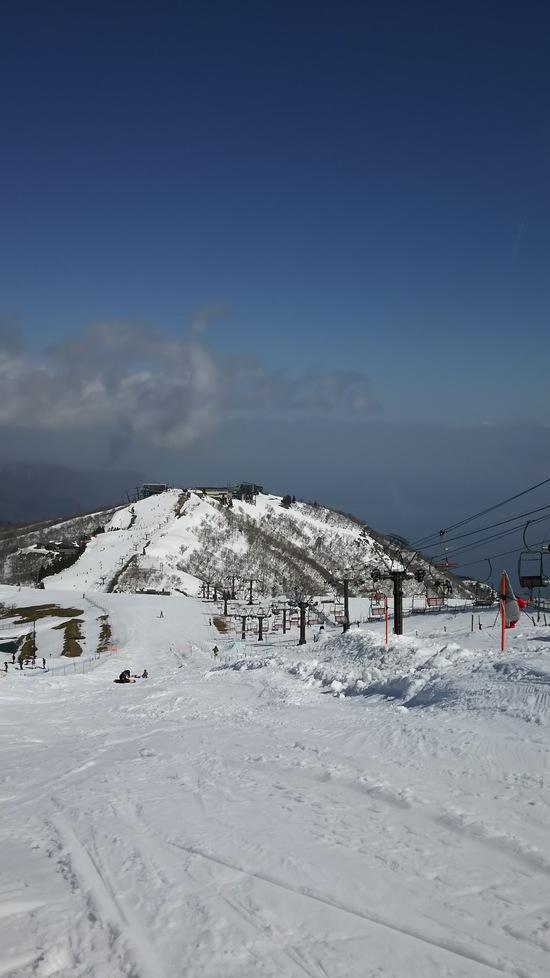 関西圏で気軽に行けるスキー場です。|びわ湖バレイのクチコミ画像2