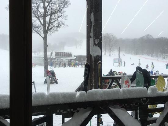 寒かったー|たんばらスキーパークのクチコミ画像