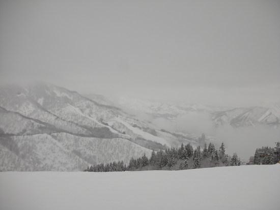 神立からナスパを覗き見|神立スノーリゾート(旧 神立高原スキー場)のクチコミ画像