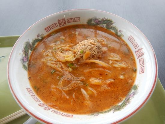 寒いときにはじゅうねん担々麺!|会津高原たかつえスキー場のクチコミ画像1