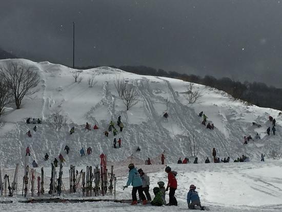 たのしー!|箕輪スキー場のクチコミ画像