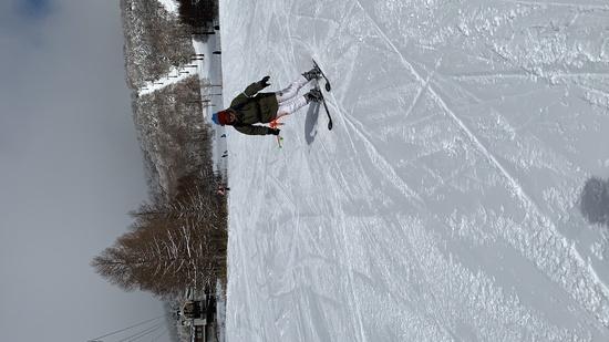 久しぶりのスキー場にて|グランデコスノーリゾートのクチコミ画像