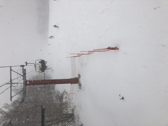 極寒の地。|パルコールつま恋スキーリゾートのクチコミ画像