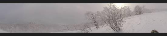いつも空いてるけど天気は・・・|ルスツリゾートのクチコミ画像