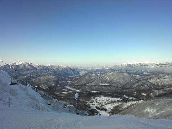 初めて見た樹氷|箕輪スキー場のクチコミ画像3