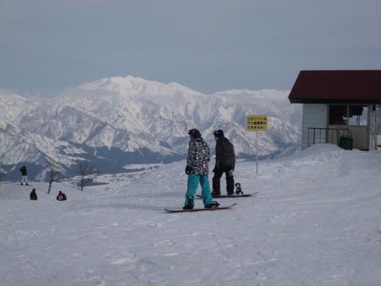 最高の天気でした。|上越国際スキー場のクチコミ画像
