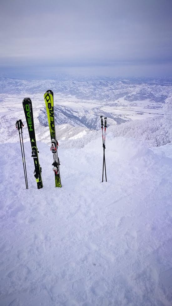 はじめて!|六日町八海山スキー場のクチコミ画像