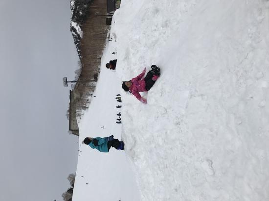 初心者でも楽しめます! 万座温泉スキー場のクチコミ画像3