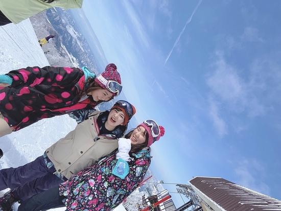 広くて景色が良い!|スキージャム勝山のクチコミ画像