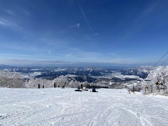 広くて景色が良い!|スキージャム勝山のクチコミ画像2