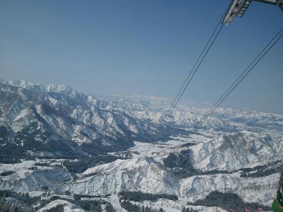 絶景です!|六日町八海山スキー場のクチコミ画像