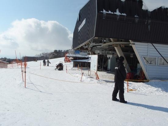 雪質とってもOKだったが。。。 猪苗代スキー場[中央×ミネロ]のクチコミ画像