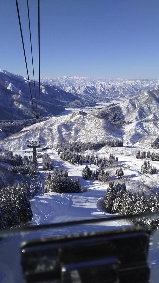 何年も通ってこんなの初めて|六日町八海山スキー場のクチコミ画像