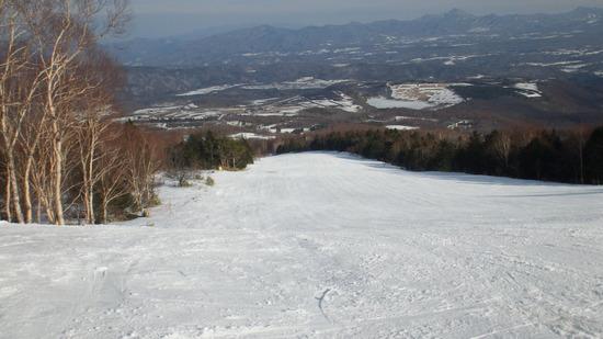 スキーは平日|パルコールつま恋スキーリゾートのクチコミ画像