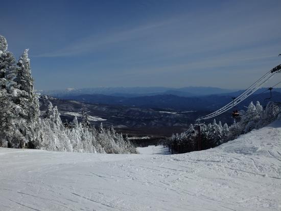 寒波の翌日行ってみました|パルコールつま恋スキーリゾートのクチコミ画像2