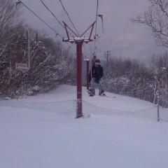 今シーズン初☆|しらおスキー場のクチコミ画像2