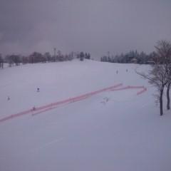 今シーズン初☆|しらおスキー場のクチコミ画像3