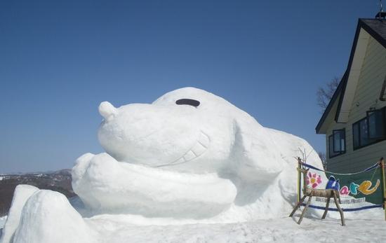 春スキーのようでした|菅平高原スノーリゾートのクチコミ画像2