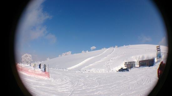 お天気さいこー!!|スキージャム勝山のクチコミ画像