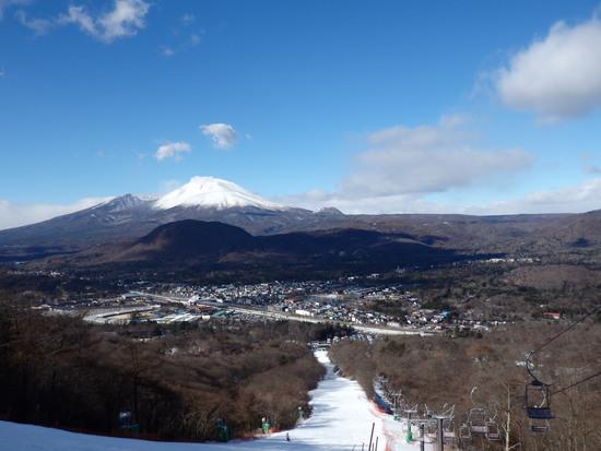 今シーズンの初滑りは軽プリ|軽井沢プリンスホテルスキー場のクチコミ画像1