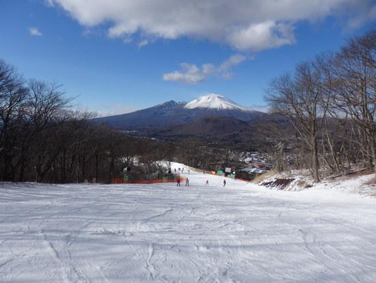 今シーズンの初滑りは軽プリ|軽井沢プリンスホテルスキー場のクチコミ画像3