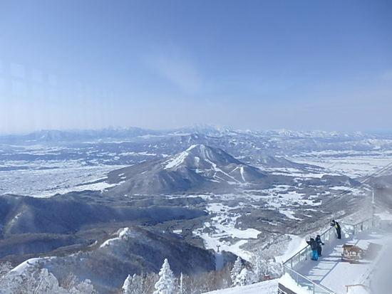 雪一色 2|竜王スキーパークのクチコミ画像3