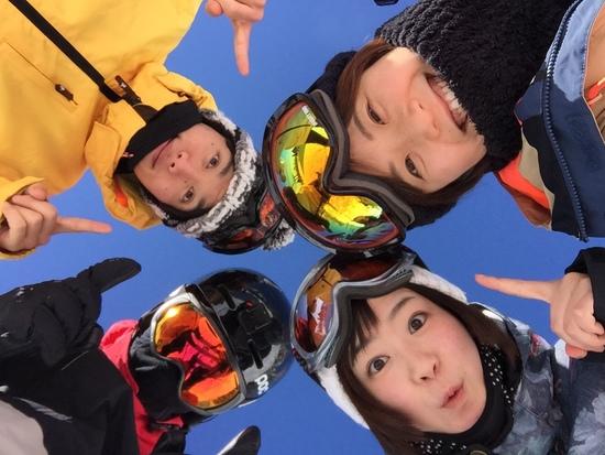 青空サイコー!|丸沼高原スキー場のクチコミ画像