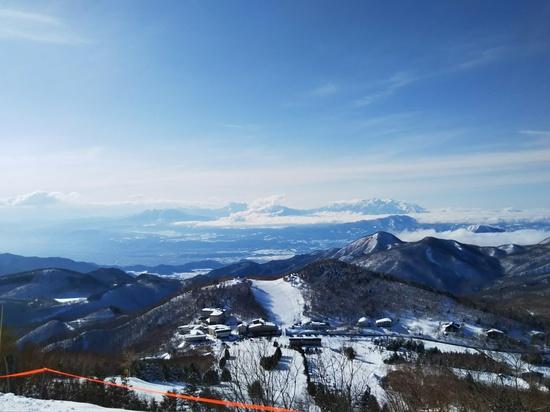 今シーズンは暖かすぎ~|志賀高原リゾート中央エリア(サンバレー〜一の瀬)のクチコミ画像2