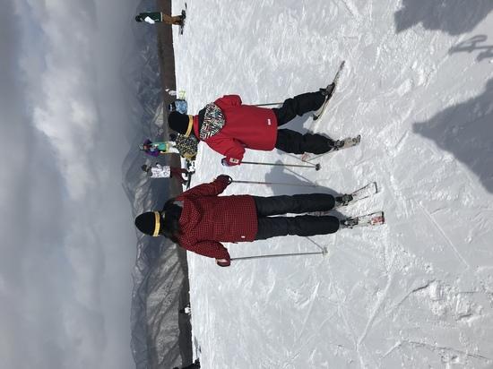 やっと 来れたスキー場|ハンターマウンテン塩原のクチコミ画像