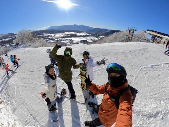 毎年恒例_菅平|菅平高原スノーリゾートのクチコミ画像