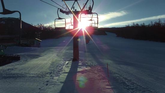130108湯の丸|湯の丸スキー場のクチコミ画像