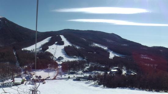 130108湯の丸|湯の丸スキー場のクチコミ画像3