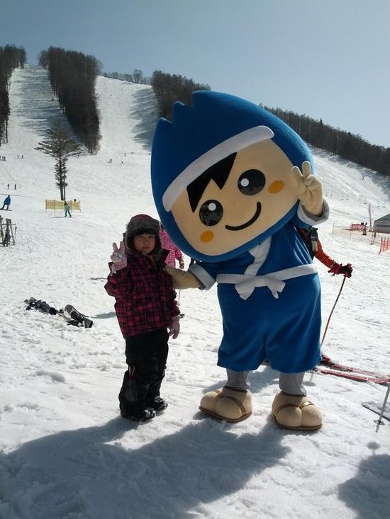 トガッキー|戸隠スキー場のクチコミ画像