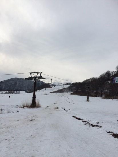 雪ないです|栂池高原スキー場のクチコミ画像