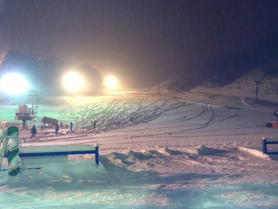 雪多過ぎ!|ホワイトピアたかすのクチコミ画像