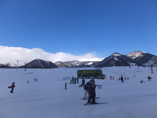 大部分滑走可能でしたが|栂池高原スキー場のクチコミ画像