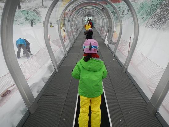 家族連れでも快適でした|川場スキー場のクチコミ画像