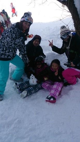 子供の練習に!|岩原スキー場のクチコミ画像