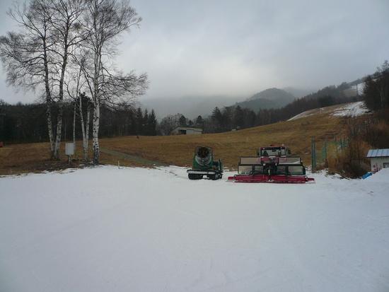 小雪後曇り|信州松本 野麦峠スキー場のクチコミ画像
