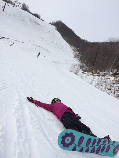 初めてのロングクルージング|栂池高原スキー場のクチコミ画像