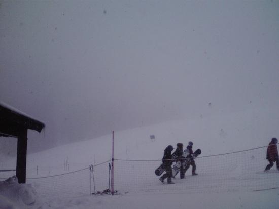 天候に左右されやすいアルツ磐梯スキー場|星野リゾート アルツ磐梯のクチコミ画像