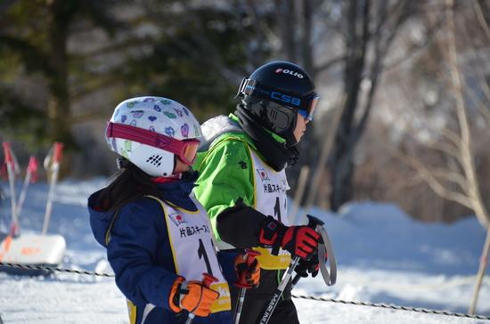 気分はレーサー|丸沼高原スキー場のクチコミ画像
