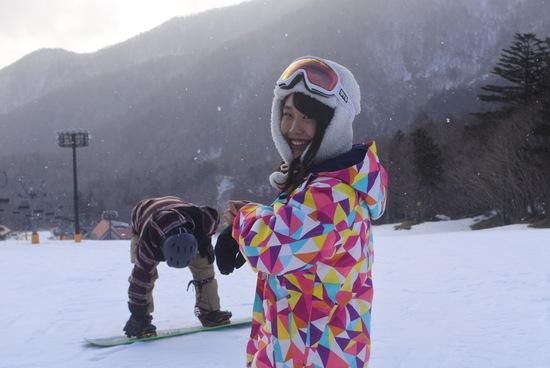 君と見た雪|丸沼高原スキー場のクチコミ画像